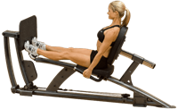 Body-Solid Fusion Leg Press (Uitbreiding)-1