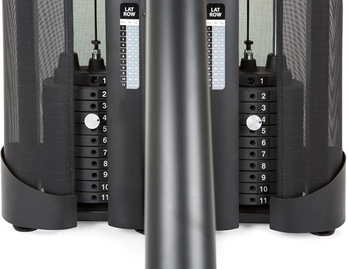Finnlo Maximum Inspire DUAL Station - Lat Low Row detail 4