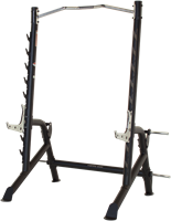 Finnlo Maximum Inspire Squat Rack met Optrekstang 4