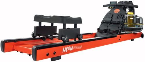 First Degree Fitness Neon Rower Oranje 4