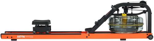 First Degree Fitness Neon Rower Oranje 5