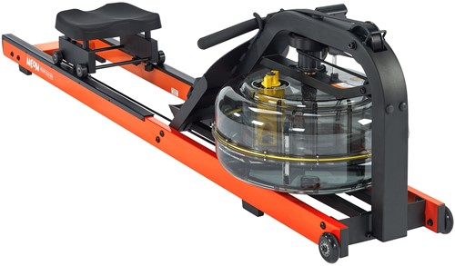 First Degree Fitness Neon Rower Oranje 6