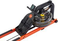 First Degree Fitness Neon Rower Oranje 7
