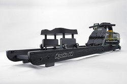 First Degree Fitness Apollo Hybrid Rower AR Black - Gratis montage