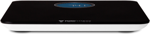Flow Fitness Bluetooth smart scale weegschaal 4