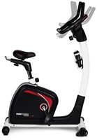 Flow Fitness DHT350 UP side view with handlebar adjustment