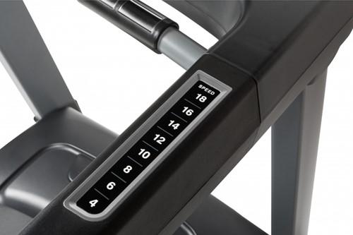 Flow Fitness DTM 2500 loopband sneltoetsen