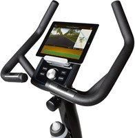 Flow Fitness Perform B3i computer with tablet 2 - Kinomap training