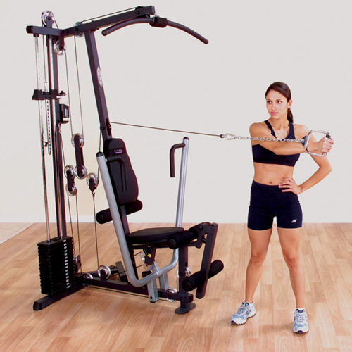 Body-Solid G1S Selectorized Gym-3
