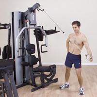 Body-Solid G9S 2 Stack Selectorized Home Gym-2