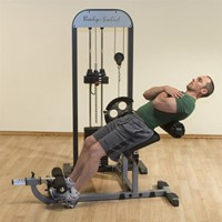 Body-Solid Ab & Back Machine-3