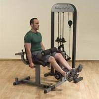 Body-Solid Leg Extension & Leg Curl Machine-3