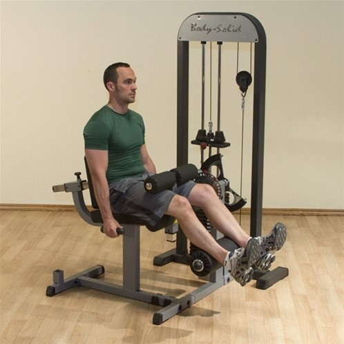 Body-Solid Leg Extension & Leg Curl Machine - Showroommodel-3