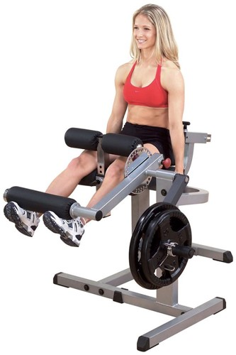 Body-Solid GCEC340 CAM Series Leg Extension & Curl-3