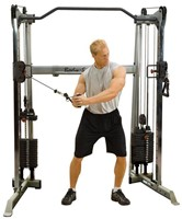 Body-Solid Functional Training Center - Cable Crossover-1