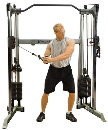 Body-Solid Functional Training Center - Cable Crossover