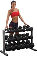 3 Tier Dumbbell Rack-3