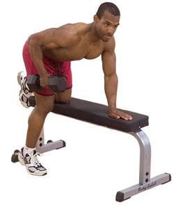 Body-Solid Flat Bench-2