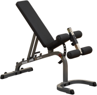 Body-Solid Flat Incline/Decline Bank-2