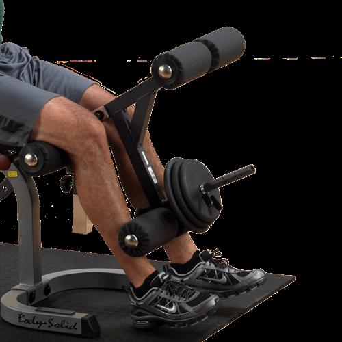 Body-Solid Leg Developer Uitbreiding
