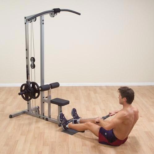 Body-Solid Pro Lat Machine