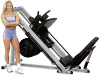 Body-Solid Pro Club Line Professionele Leg Press 45°-2