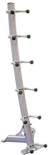 Body-Solid 6-Medicine Ball Rack