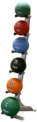 Body-Solid 6-Medicine Ball Rack-2