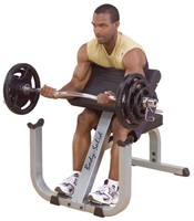 Body-Solid Preacher Curl Bench-3