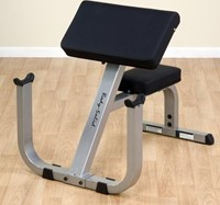 Body-Solid Preacher Curl Bench