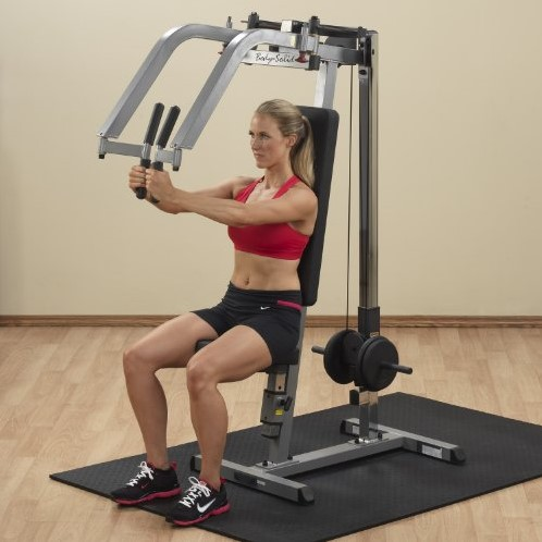 Body-Solid Pec Machine-2