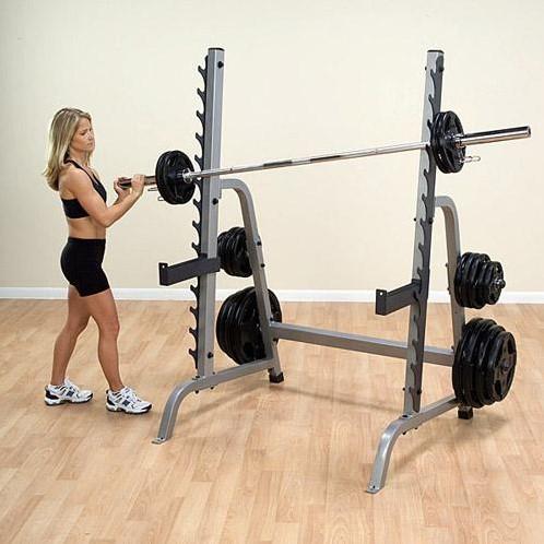 Body-Solid Multi Press Squat Rack-2