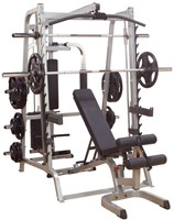 Body-Solid Series 7 Smith Machine Full Option-1