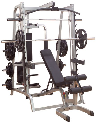 Body-Solid Series 7 Smith Machine Full Option