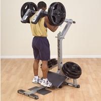 Body-Solid GSCL360 Leverage Squat Calf Machine-3