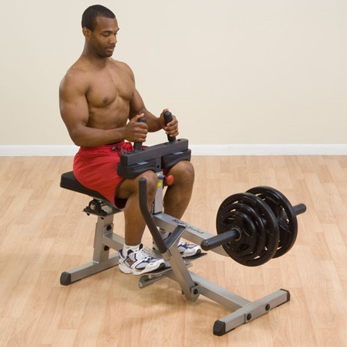 Body-Solid Commercial Seated Calf Raise-3