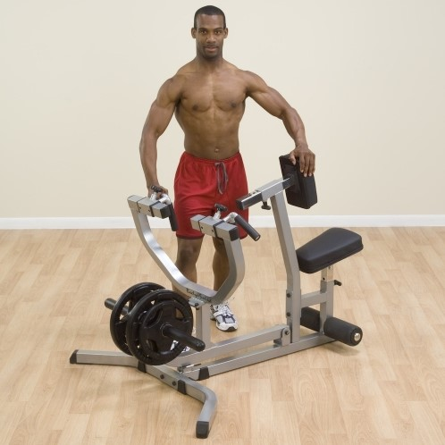 Body-Solid Seated Row-2