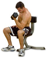 Body-Solid Utility Stool-3