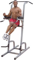 Body-Solid Vertical Knee Raise, Dip, Pull up-1