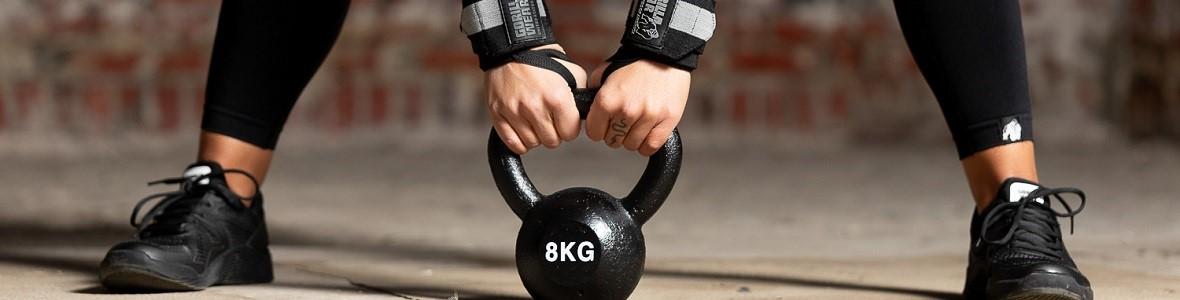 7 Kettlebell oefeningen om spieren op te bouwen