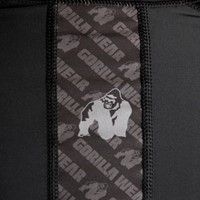 Gorilla Wear Hayden Compression longsleeve black - detail 1