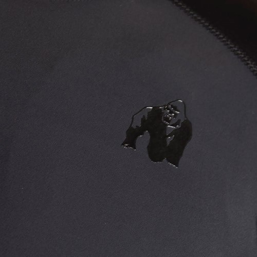 Gorilla Wear Hayden Compression longsleeve black - detail 2
