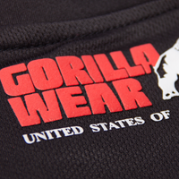 Gorilla Wear Performance T-Shirt - Zwart
