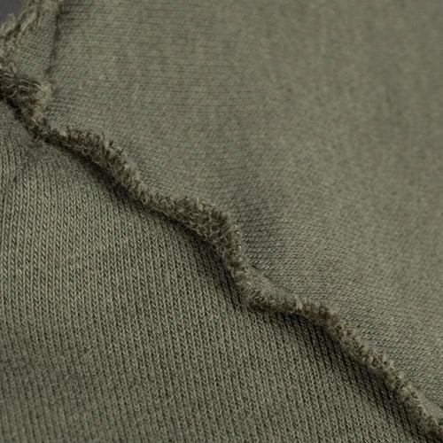 Gorilla wear classic work out top army green detail 2