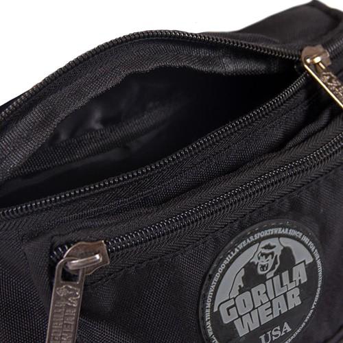 Gorilla wear fanny pack black 5