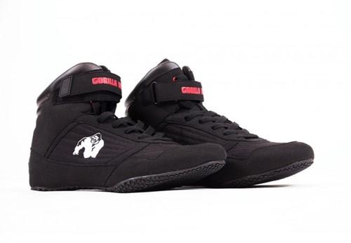 Gorilla Wear High Tops Black - Fitness schoenen