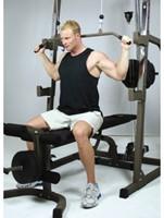 Hammer Fitness Solid XP Halterbank-2