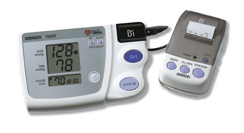 Omron Volautomatische Bovenarm bloeddrukmeter