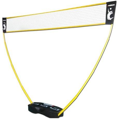 Hammer 3-in-1 set quick speed volleybal net