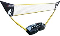 Hammer 3-in-1 set verplaatsbaar tennis net